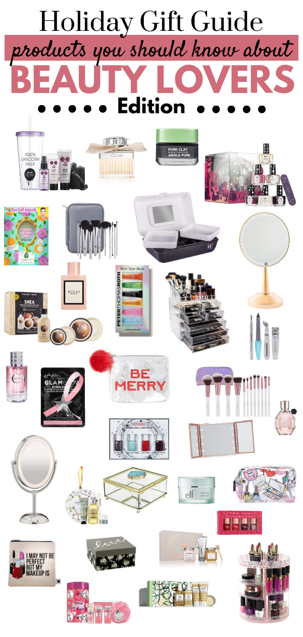 holiday gift guide holiday gift ideas beauty gifts for christmas makeup gifts for