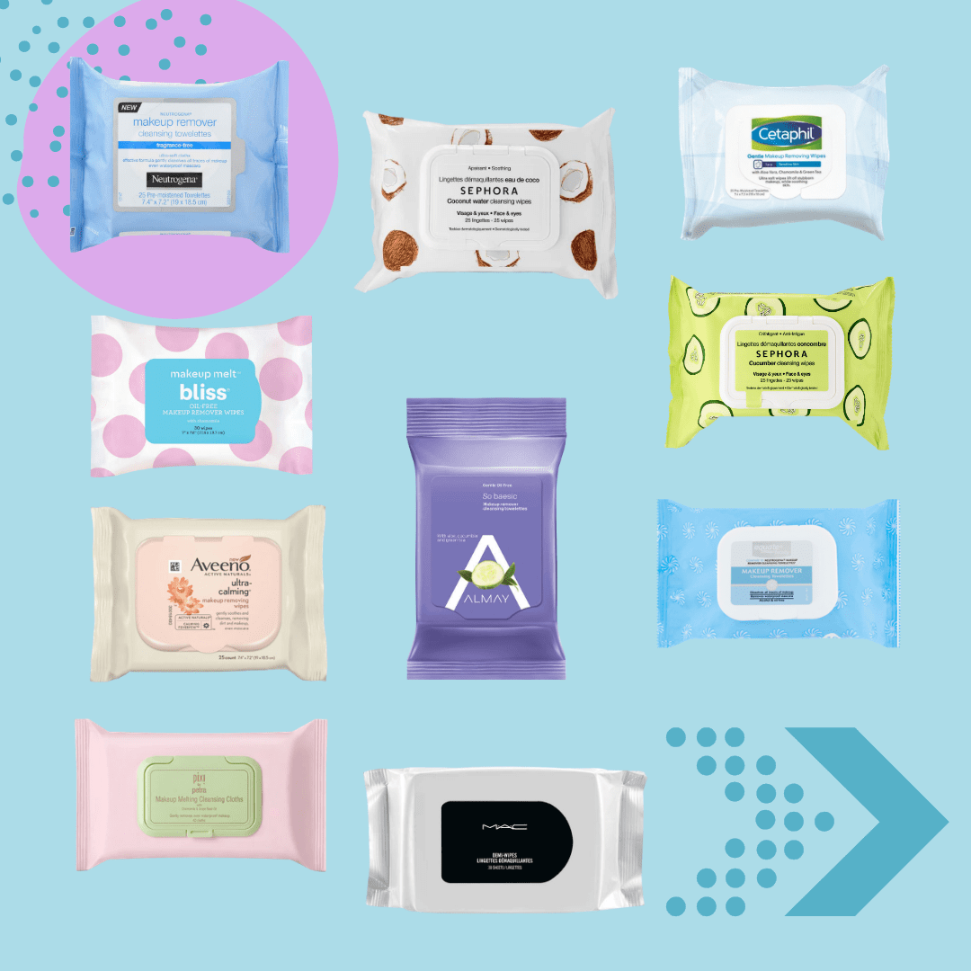 Best Makeup Removers Part 2: Makeup Remover Wipes Test & Review