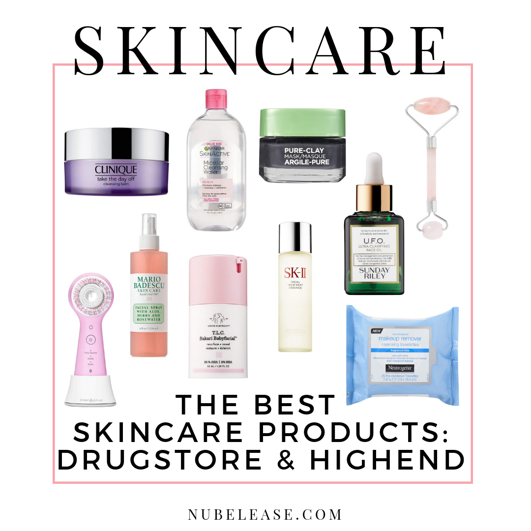 Best Facial Skin Care: The Best Skin Care Products 2019