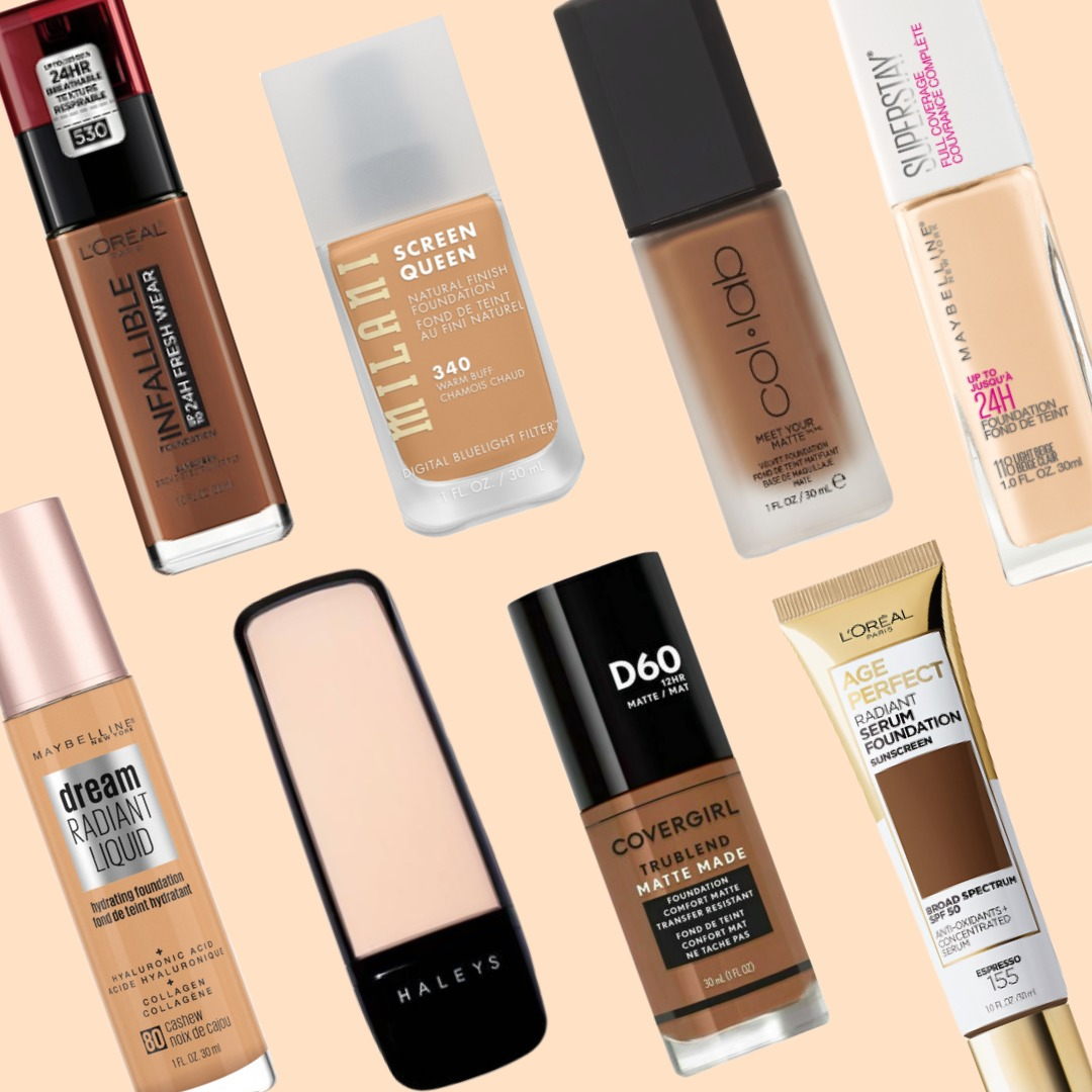 The 37 Best Drugstore Foundations To Try In 2020