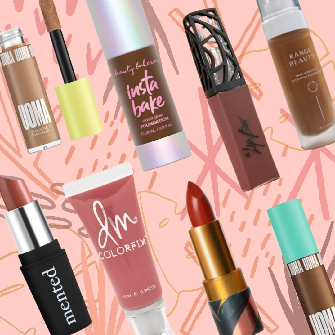 These Black Owned Makeup Brands Need To