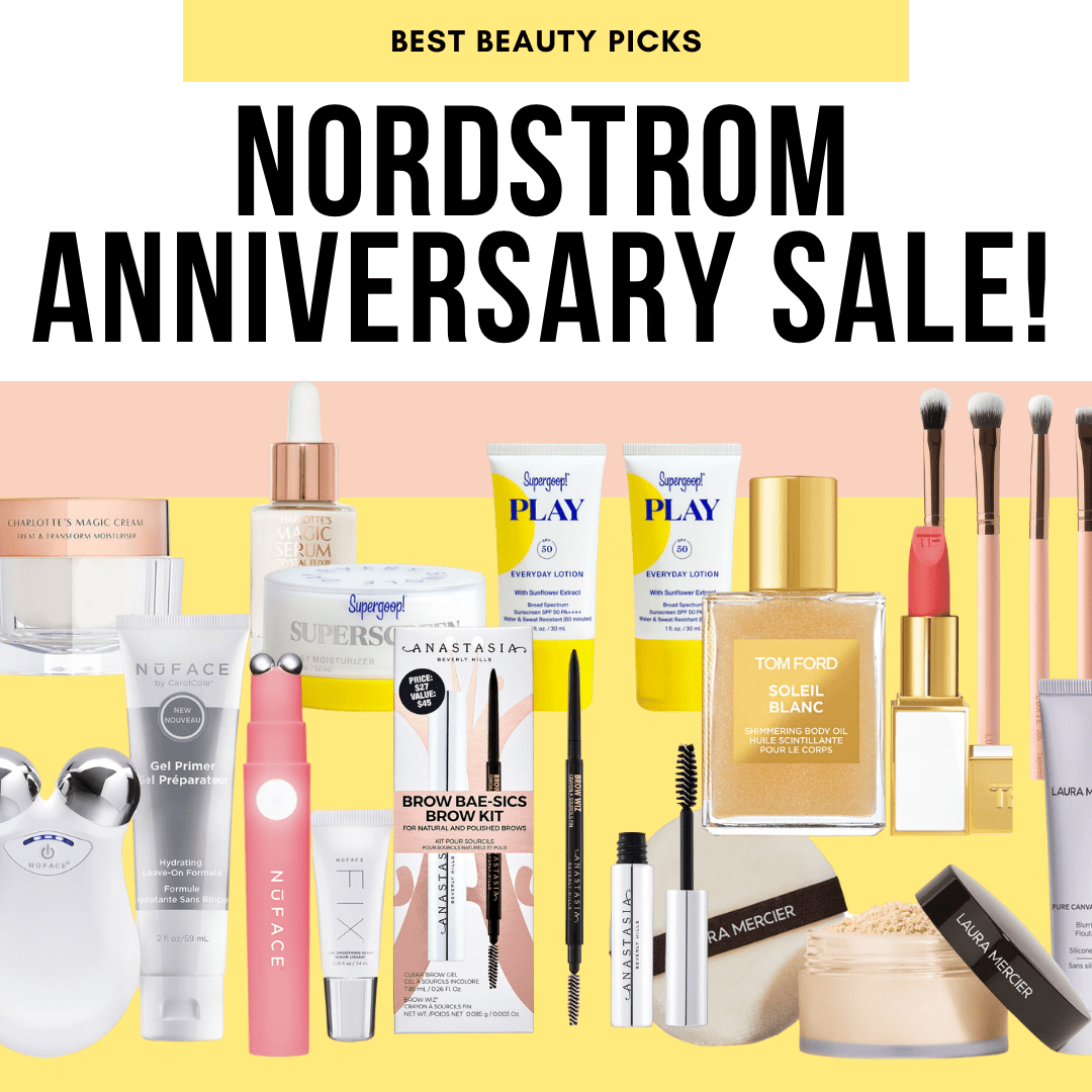 Preview 127 Beauty Picks from Nordstrom's Anniversary Sale 2020